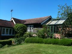 The Barn at Barford Farm House in Medstead near Petersfield